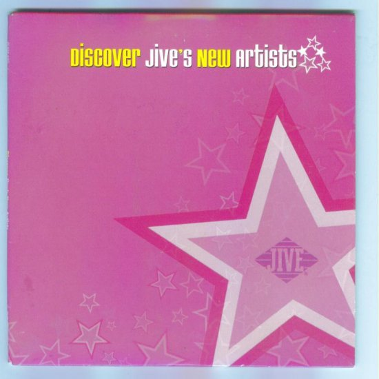 Discover Jive's New Artists ~ Music CD