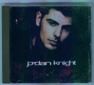 Jordan Knight GIve It To You ~ Music CD ~ Single Edit