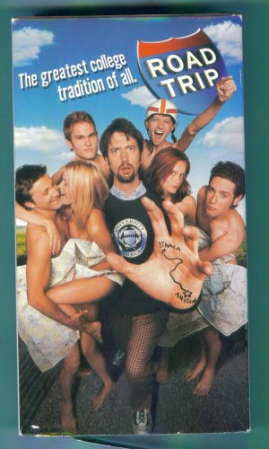 Road Trip Breckin Meyer Seann William Scott Amy Smart Rachel Blanchard Comedy VHS 2M