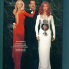 Death Becomes Her Meryl Streep Goldie Hawn Bruce Willis Comedy VHS Box1