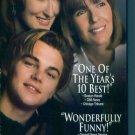 Marvin's Room Meryl Streep Diane Keaton Leonardo DiCaprio Robert DeNiro Family Drama VHS Box1