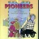 PIONEERS Unit Study Adventures Amanda Bennett Soft Cover locationO6