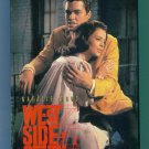 West Side Story MGM Musicals Original Movie VHS Video Tape Box1