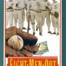 Eight Men Out John Cusack Charlie Sheen Clifton James Michael Lerner Christopher Lloyd VHS Tape 2M