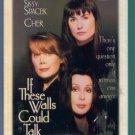 If These Wall Could Talk Cher Demi Moore Kevin Cooney Anne Heche Sissy Spacek HBO Movie Abortion VHS