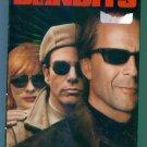 Bandits  Bruce Willis Billy Bob Thornton Cate Blanchett Comedy VHS Video Tape Movie Box1