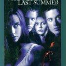 I Know What You Did Last Summer Jennifer Hewitt Sarah Gellar Freddie Prinze Jr Horror VHS loc132