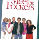 Meet The Fockers Robert DeNiro Ben Stiller Dustin Hoffman Barbra Streisand Comedy VHS