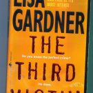 THE THIRD VICTIM Lisa Gardner Paperback Mystery Suspense