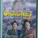 DRAGNET VOL 3 VOLUME 3 Jack Webb Family Comedy Drama DVD 1M