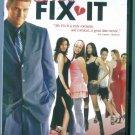 MR. FIX IT David Boreanaz Alana De La Garza  DVD Movie Comedy Romance 1M