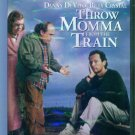 THROW MOMMA FROM THE TRAIN Danny DeVito Billy Crystal DVD Movie Comedy 1M