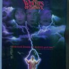 THE WITCHES OF EASTWICK Jack Nicholson Cher DVD Movie Comedy 1M