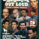 LAUGHING OUT LOUD America's Funniest Comedians DVD Set Comedy Jerry Seinfeld Tim Allen Ray Romano 1M