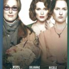 THE HOURS Nicole Kidman Meryl Streep Julianne Moore Drama VHS 1M