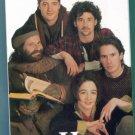 WITH HONORS Joe Pesci Brendan Fraser Moira Kelly Patrick Dempsey Josh Hamilton Comedy VHS 1M