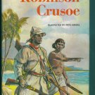 Daniel Defoe ROBINSON CRUSOE Doubleday Classics Hardcover OUT of PRINT
