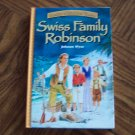 SWISS FAMILY ROBINSON Johann Wyss Treasury of Illustrated Classics