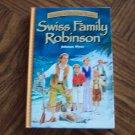 SWISS FAMILY ROBINSON Johann Wyss Treasury of Illustrated Classics