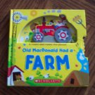 OLD MACDONALD HAD A FARM A Round and Round Storybook Scholastic