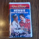 Walt Disney HERBIE GOES TO MONTE CARLO The Love Bug Collection Dean Jones Don Knotts Family VHS