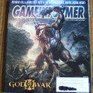 GAME INFORMER Issue 191 March 2009 God Of War III Back Issue Gaming Magazine loc14