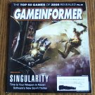 GAME INFORMER Issue 190 February 2009 Singularity Back Issue Gaming Magazine