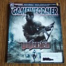GAME INFORMER Issue 184 August 2008 Wolfenstein Back Issue Gaming Magazine