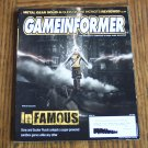 GAME INFORMER Issue 183 July 2008 Infamous Back Issue Gaming Magazine loc14