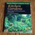 Kitchen Gardens Cathy Wilkinson Barash Gardening Plants Culinary Gardens