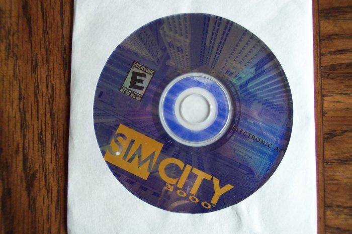 sid meier 39 s sim city 3000 ea games computer software game windows 98 2000 me location143. Black Bedroom Furniture Sets. Home Design Ideas