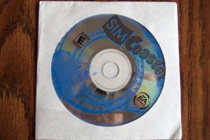 Sid Meier's SIM COASTER EA Games Computer Software Game Windows 98 2000 ME location143