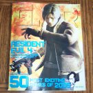 GMR February 2005 Issue 25 RESIDENT EVIL 4 HALF LIFE 2 Back Issue Gaming Magazine Loc14