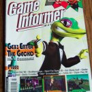 GAME INFORMER Vol VIII Issue 03 March 1998 GEX: ENTER THE GECKO Back Issue Gaming Magazine loc14