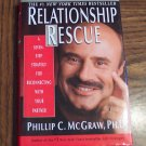 RELATIONSHIP RESCUE Phillip C McGraw PH.D. New York Times BestSeller location101