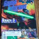 GAME INFORMER Vol VIII Issue 05 May 1998 Tekken 3 Back Issue Gaming Magazine Loc14