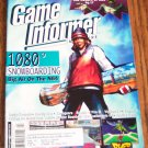 GAME INFORMER Vol VIII Issue 04 April1998 1080 Snowboarding Back Issue Gaming Magazine