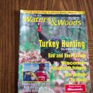 THE NEW WATERS & WOODS March April 2002 Back Issue Hunting Magazine