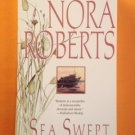 Nora Roberts SEA SWEPT Paperback Romance Suspense Jove Fiction location101