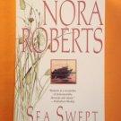 Nora Roberts SEA SWEPT Paperback Romance Suspense Jove Fiction location101