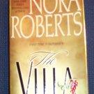 Nora Roberts THE VILLA Paperback Romance Suspense Jove loc8