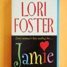 Lori Foster JAMIE Zebra Contemporary Romance loc8