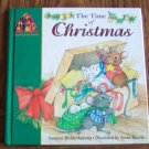 THE TIME OF CHRISTMAS Mouse Prints Journey Through the Church Year Children's Inspirational Book