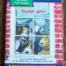 BARKLEY'S SCHOOL FOR DOGS SNOW DAY Childrens Chapter Book Scholastic