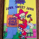 Nickelodeon Ready To Read RUGRATS JUNK SWEET JUNK Childrens Early Reader Scholastic