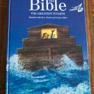 THE BIBLE THE GREATEST STORIES Blandine Marchon Children's Storybook