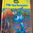 Disney Pixar A Bug's Life FLIK THE INVENTORY Vol 1 Children's Storybook