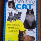Kids FAQs EVERYTHING CAT Marty Crisp Children's Storybook