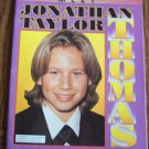 MEET JONATHAN TAYLOR THOMAS Kids Books Children's Fan Book