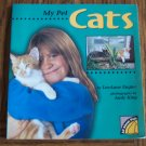 MY PET CATS All About Pets LeeAnne Engfer Children's Storybook